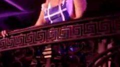 Brooke Hogan Bum Upskirt
