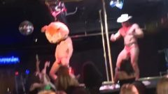 DANCING BEAR – Real Women, Real Horny, Blowing Huge Cocks In A CFNM Party