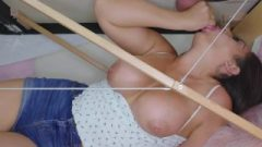Cfnm Gloryhole Massage Table Blow-Job For Lucky Fan