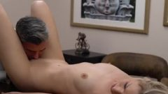 Erin Nubile Feet And Daddie Thrash Threesome Massage I Can't