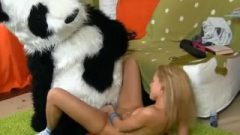 Nude Nubile Slut Wants Strap On Sex With Bear