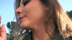 Madison Ivy Smokes Cigar After Intercourse