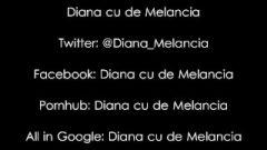 New Doggy Style Style – Diana Cu De Melancia