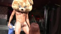 Dancing Bear – A Wild Clothed Female Naked Male Orgy The Likes Of Which You've Never Seen Before
