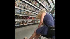Up Her Dress Part2