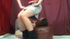 Nicole Sitting On Face 3