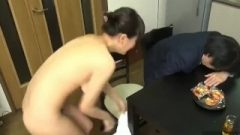 Towel Clothes Removed Off Enf