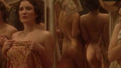 Mrs. Henderson Presents Changing Room Embarrassed Naked Female