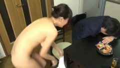 Towel Embarrassed Naked Female 1