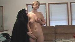 Embarrassed Naked Female Fortune Teller 1